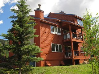 Cinnamon Ridge III D224 - Keystone vacation rentals