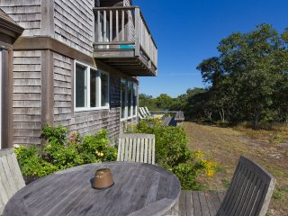 NAKAJ - Waterfront and View on Edgartown Great Pond, Association Private Beach - Edgartown vacation rentals