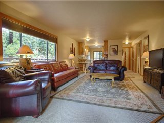 Perfect House with Deck and Central Heating - Tahoe Vista vacation rentals