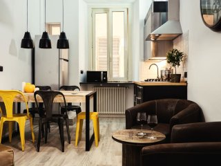 Large flat/Industrial style/Close to Termini: Serviced by Hostmaker - Roma vacation rentals