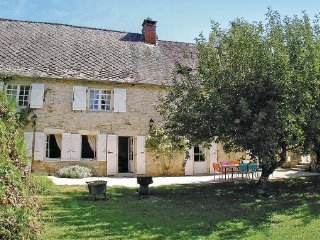 4 bedroom Villa in Coly, Dordogne, France : ref 2220862 - Coly vacation rentals