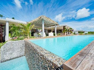 Modern Caribbean Villa accross from Baie Rouge - Cupecoy vacation rentals