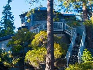 Like a Treehouse; Amazing Views, Walk to the Beach - Kings Beach vacation rentals