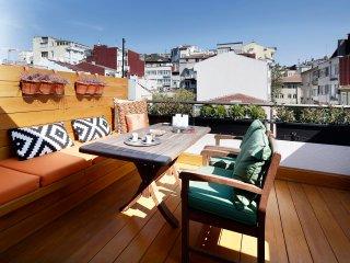 Azure Penthouse - Cihangir/Beyoglu - Istanbul vacation rentals