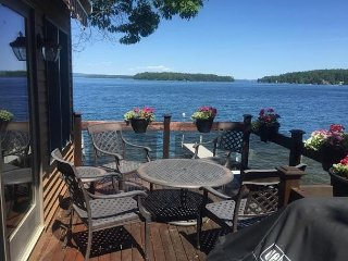 Lake Winnipesaukee Waterfront Home (LON123W) - Gilford vacation rentals