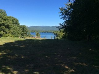 Cute Vintage Beach Access Apartment with views of Little Squam Lake (WIG843B) - Moultonborough vacation rentals