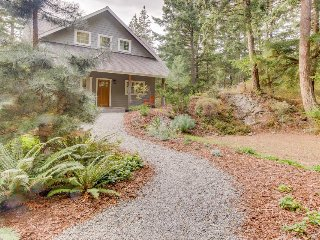 Lovely Craftsman-style home on Orcas Island! - Eastsound vacation rentals