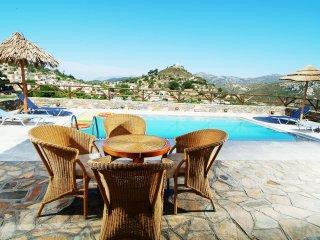 Feel the Calmness in the Village at Nikoleta Villa - Prina vacation rentals