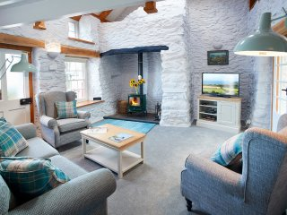 Beautiful House with Television and DVD Player - Dinas Cross vacation rentals