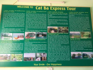 Cat Ba express tour No183 Road 1/4 Cat Ba VietNam - Cat Ba vacation rentals