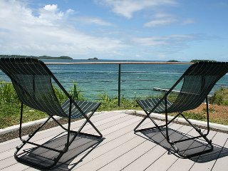 Villa Madame, pieds dans l'eau, vue panoramique - Le Robert vacation rentals