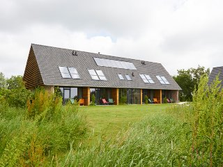 Groupaccommodation 20p at Lauwersmeer in Friesland - Kollum vacation rentals