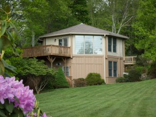 Ada's Cottage has big yard, big view and very convenient to everything. - Blowing Rock vacation rentals