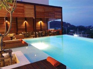Seaview Duplex in Surin with Pool & Balcony!!! - Surin Beach vacation rentals