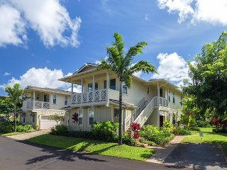 15% Off April/May Dates! Plantation Style Condo with AC, beautiful decor! - Princeville vacation rentals