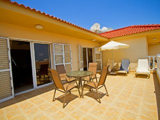 Nissi Beach Seaview Penthouse South Facing Patio 1 - Ayia Napa vacation rentals