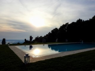 Holiday  Prato Verde HouseGinestra  with pool view - Lucca vacation rentals