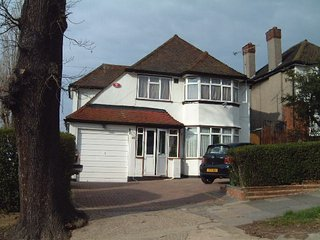 Nice House with Internet Access and Television - Wembley vacation rentals