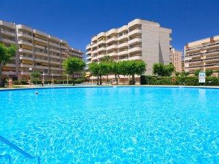 Perfect 2 bedroom Condo in Tarragona with A/C - Tarragona vacation rentals