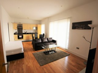 2 Bed Penthouse Apartment - CANARY WHARF - London vacation rentals