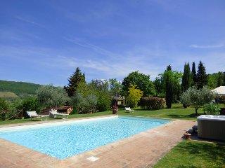 7 bedroom Villa with Deck in Greve in Chianti - Greve in Chianti vacation rentals