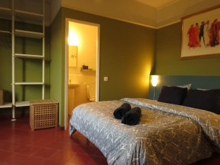 Romantic 1 bedroom Barcelona Private room with Elevator Access - Barcelona vacation rentals