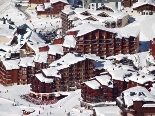 Perfect 1 bedroom Condo in Val Thorens with Internet Access - Val Thorens vacation rentals
