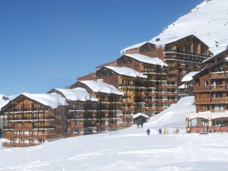 3 bedroom Apartment with Balcony in Val Thorens - Val Thorens vacation rentals