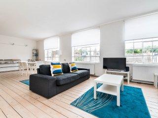 Fantastic Converted Piano Factory - London vacation rentals