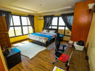 Master Suite in Penthouse w Ocean View - Lekki vacation rentals