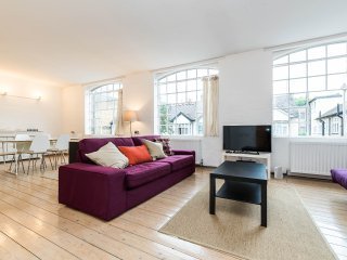 Super Converted Piano Factory Loft - London vacation rentals