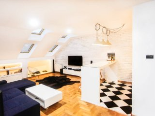 Modern Designer Loft in Downtown Novi Sad - Novi Sad vacation rentals