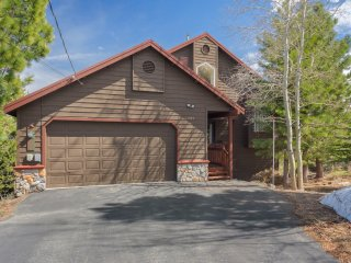 Family Friendly Tahoe Donner Home - Great Views!!! - Truckee vacation rentals