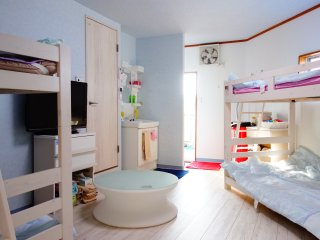 RIGHT b\w Kyoto & Osaka station (3FL) - Takatsuki vacation rentals