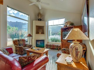 Comfortable home w/ mountain views & shared seasonal hot tub & pool - Moab vacation rentals