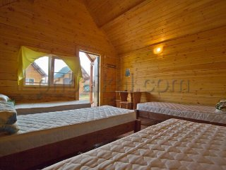 1 bedroom Guest house with Deck in Goryachinsk - Goryachinsk vacation rentals