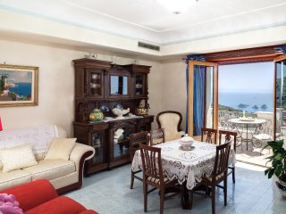 Apartment Ocean - in Sorrento coast, with sea view - Sant'Agata sui Due Golfi vacation rentals