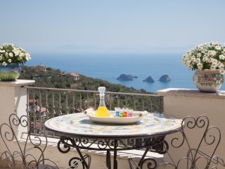 Apartment Aurora - in Sorrento coast with sea view - Sant'Agata sui Due Golfi vacation rentals
