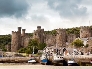 PERFECTLY LOCATED townhouse in UNESCO site Conwy - Conwy vacation rentals