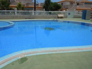 3 Bed Quad Villa / A/C / Pool - Playa Flamenca 171 - Playas de Orihuela vacation rentals
