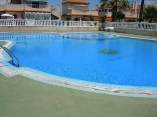 3 Bed Quad Villa + Communal Pool + Air Con - Playas de Orihuela vacation rentals