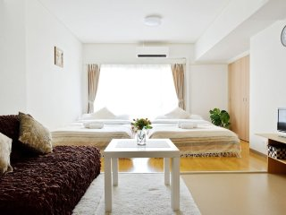 Osaka  Apartment Namba Shinsaibashi Free Wifi - Osaka vacation rentals