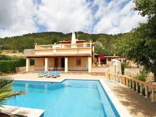 4 bedroom Villa in San Antonio, Ibiza : ref 2017702 - Ses-Paisses vacation rentals