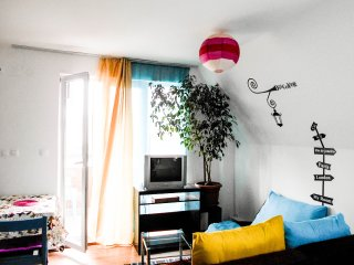 Modern small apartment in city center - Skopje vacation rentals