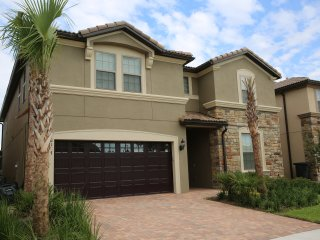 Brand New Luxury 9 Bd Pool Home Minutes to Disney - Kissimmee vacation rentals