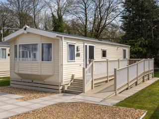 Wheel Chair Friendly Gold Standard Caravan - Lancashire vacation rentals