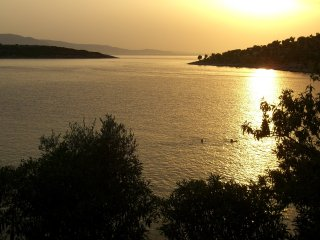 Seafront Garden Flat, Porto Buffalo, Evia (Euboea) - Nea Styra vacation rentals
