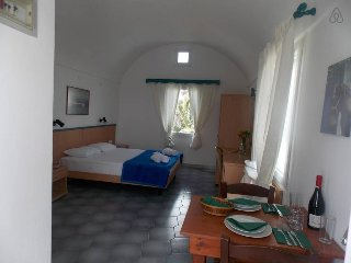 Studio for 2 included Car Rental with Sea View - Perissa vacation rentals