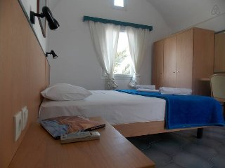Studio for 4 with Sea View in Santorini Perissa - Perissa vacation rentals