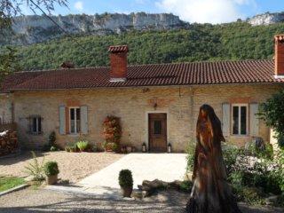 Les Carmes, luxury gite, walk to village. - Saint-Antonin Noble Val vacation rentals